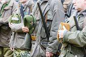 stock photo of hunter  - hunters - JPG