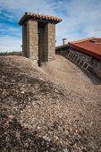 pic of trinity  - Image of monastery of Holy Trinity in Meteora Greece - JPG