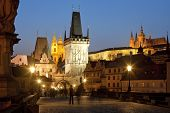 Prague Charles Bridge