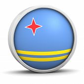 Bandeira de Aruba