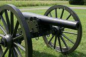 Civil War Cannon 2