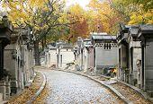 cemetery in paris