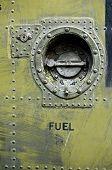 aircraft fuel cap