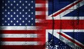 UK USA FLAG