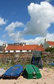 Scottish Seaside Village