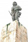 Постер, плакат: Че Гевара Мемориал с бронзовая статуя в Санта Клара Куба