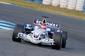 Team Bmw-sauber F1, Robert Kubica, 2006