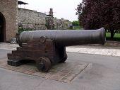 Cannon In Kalemegdan Fortress - Belgrade, Serbia
