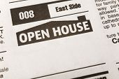 Classified Ad Open House