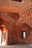Diwan-i-Khas at Fatehpur Sikri