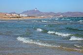 Kitesurfing On Fuerteventura