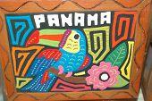 pic of mola  - panama mola - JPG