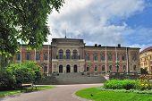 Sweden. University Of Uppsala