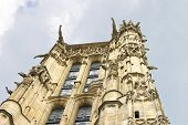 Tower Of St. Jacques In Paris. France