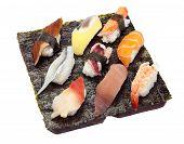 Sushi Set Of Nine