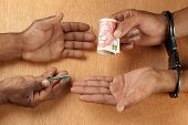 Paying A Bribe