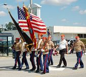 Wert Days\' Labor-Day-Parade