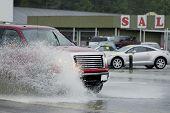 Truck Splashing