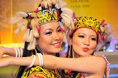 Dayak Beauties