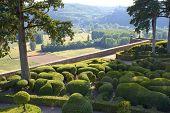 Castle And Gardens Of Marqueyssac