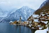 Village Hallstatt On The Lake - Salzburg Austria