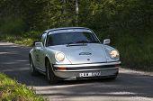 Постер, плакат: Porsche 911 Sc с 1981