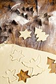 Christmas Sugar Cookie Shapes