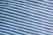 Striped Beachtowel Background