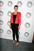 LOS ANGELES - JUL 16: Bellamy Young kommt bei