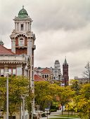 Syracuse University Hill