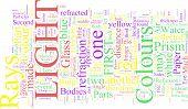 Word Cloud based on Newton's 'Opticks'