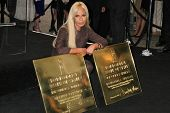 Donatella Versace at the plaque unveiling Rodeo Drive Walk of Style Plaque's Honoring Gianni Versace and Donatella Versace. Two Rodeo, Beverly Hills, CA. 02-07-07