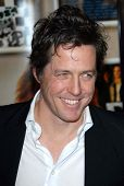 Hugh Grant at the Los Angeles premiere of