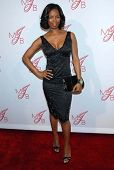 Tasha Smith at the