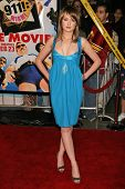 Kaylee DeFer at the premiere of