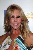 Vicki Gunvalson at the 2nd Annual Red CARpet Event, SLS Hotel, Beverly Hills, CA 09-08-12