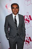 Iqbal Theba at the Casting Society of America Artios Awards, Beverly Hilton, Beverly Hills, CA 10-29