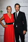 Erinn Bartlett, Oliver Hudson at the First Annual Baby2Baby Gala Presented by Harry Winston, Book Bi