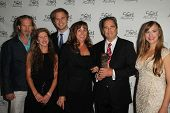 Jeff Bridges, Beau Bridges and families at Theater West's 50th Anniversary Gala, Taglyan Cultural Ce