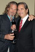Jeff Bridges, Beau Bridges at Theater West's 50th Anniversary Gala, Taglyan Cultural Center, Hollywo