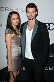 Rachael Leigh Cook, Daniel Gillies at Audi and Derek Lam Kick Off Emmy Week 2012, Cecconi's, West Hollywood, CA 09-16-12