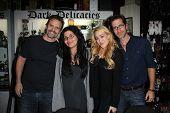 Michael Biehn, Jenna Mattison, Jennifer Blanc, Richard Gunn at