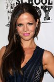 Tammin Sursok at the Carly Rae Jepsen Album Release Party For Debut Record