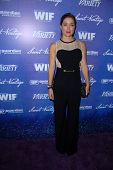 Sasha Alexander at the Variety and Women In Film Pre-Emmy Event, Scarpetta, Beverly Hills, CA 09-21-