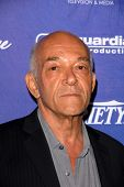 Mark Margolis at the Variety and Women In Film Pre-Emmy Event, Scarpetta, Beverly Hills, CA 09-21-12