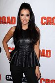 Amy Weber at the Red Carpet Premiere for