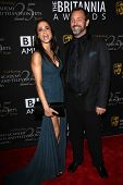 Trey Parker at the 2012 BAFTA LA Britannia Awards, Beverly Hilton, Beverly Hills, CA 11-07-12