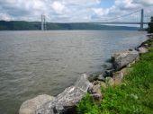 George Washington Bridge from afar