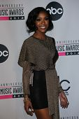 Brandy Norwood at the 40th American Music Awards Press Room, Nokia Theatre, Los Angeles, CA 11-18-12