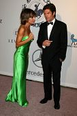 Lisa Rinna and Harry Hamlin at the 17th Carousel of Hope Ball to benefit The Barbara Davis Center fo